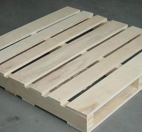 湖南木托盘如果有油脂需要特殊处理的方法: