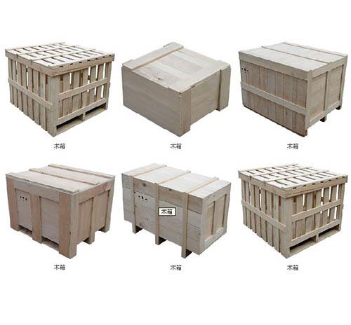长沙木制包装箱