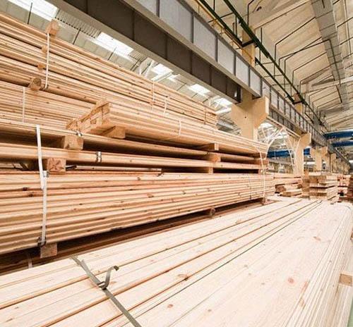 工业木制品