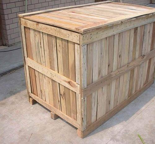 长沙木制包装箱厂家
