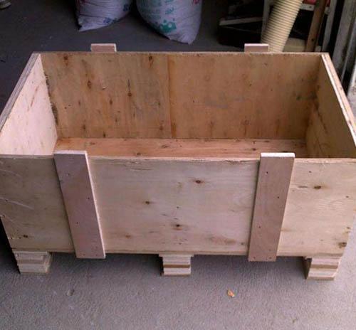 免熏蒸木制包装箱